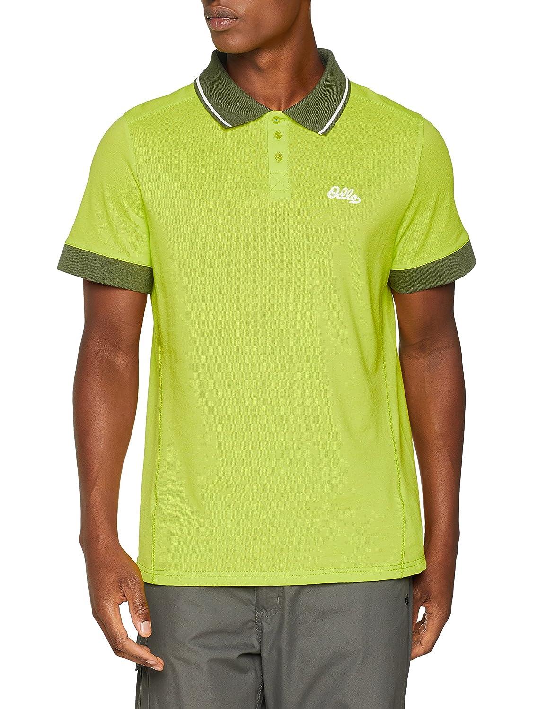 Odlo Polo S//S Nikko Camiseta Hombre