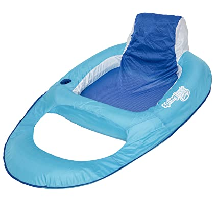 Swimways Primavera Flotador reclinable