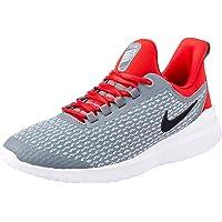 Nike Australia Renew Rival Boys Running Shoes, Cool Grey/Black-University Red