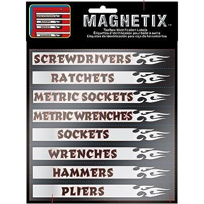 CHROMA 9025 Toolbox Magnet: Automotive