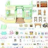 Sylvanian families 2770 - Tienda de juguete con accesorios [importado de Alemania]
