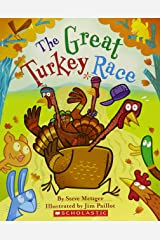 The Great Turkey Race Paperback