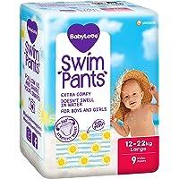 BabyLove Premium Swim Pants, Size Large (12-22kg), 27 Nappies (3x 9 pack)
