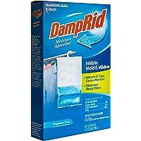 DampRid Fragrance Free Hanging Moisture Absorber, 6 Pack