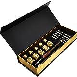 Set di 19 penne calligrafiche Daveliou - GRATIS Penna in vetro - 12 Pennini e 5 inchiostri