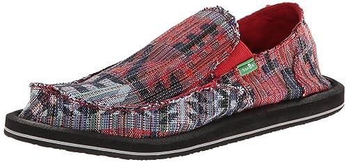 Sanuk Mens Donny B & T Sidewalk Surfer: Amazon.es: Zapatos y ...