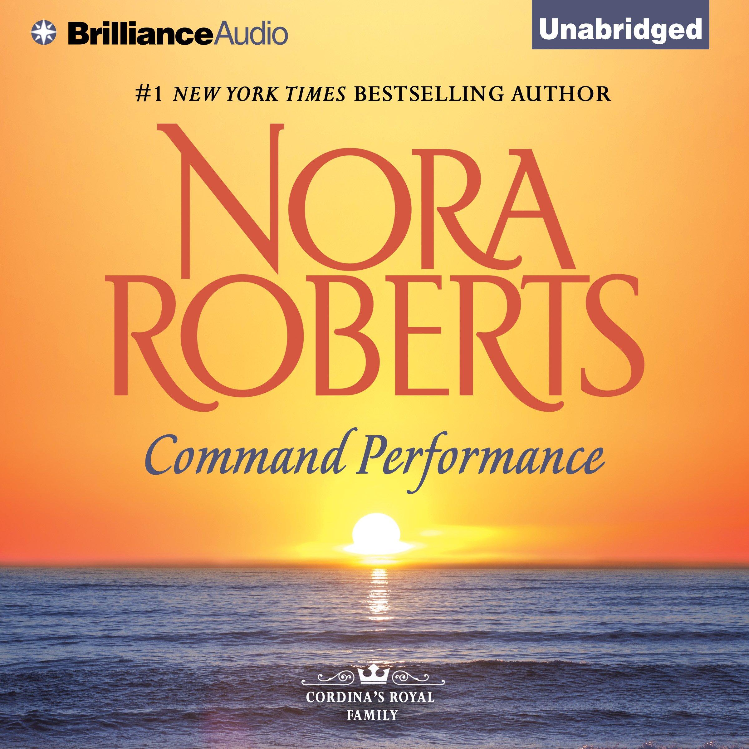 Command Performance: Cordina's Royal Family, Book 2