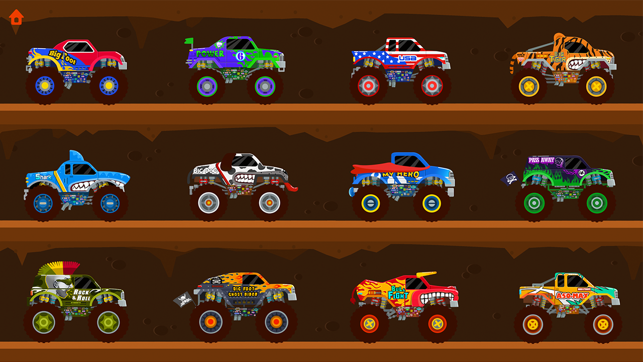 Amazon Com Monster Truck Go Racing Simulator Games For Kids Appstore For Android