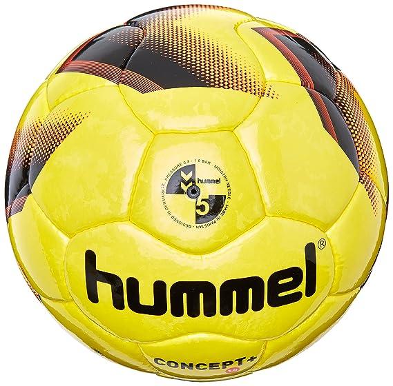 hummel Fußball 1.0 Concept Plus - Balón de fútbol, Color Amarillo ...