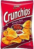 Lorenz Snack World Crunchips Western Style, 4er Pack (4 x 175 g)