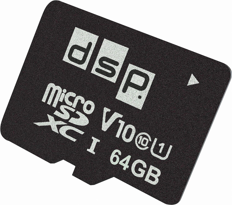 Tarjeta de Memoria de 64 GB Class 10 para Wiko Robby
