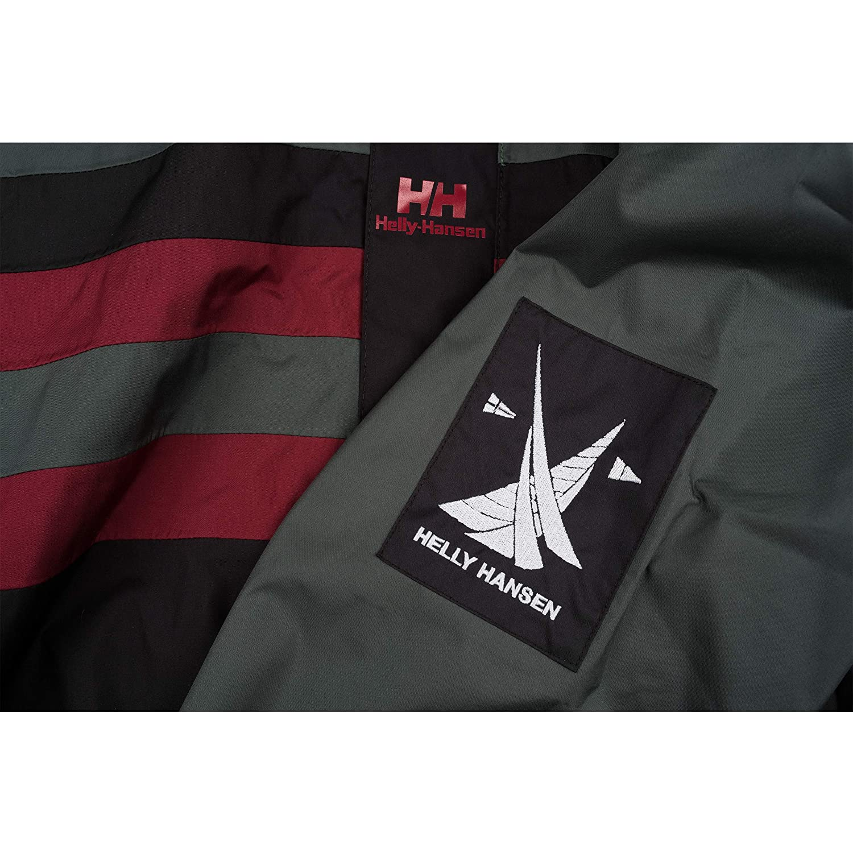 Helly Hansen Men Windbreaker Urban, Größe:S, Farbe:Black: Amazon ...