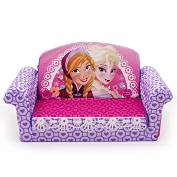 Wonderful Marshmallow Furniture   Flip Open Sofa   Disney Frozen