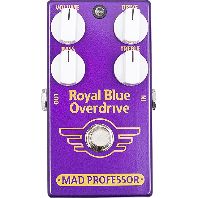 リンク:Royal Blue Overdrive