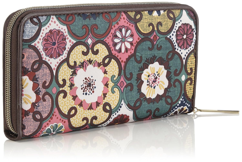Oilily Travel Wallet, Cartera para Mujer, Mehrfarbig 999 ...