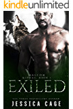 Exiled, Malcom (The Alphas Book 1)
