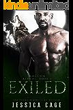 Exiled, Malcom (The Alphas Book 1)