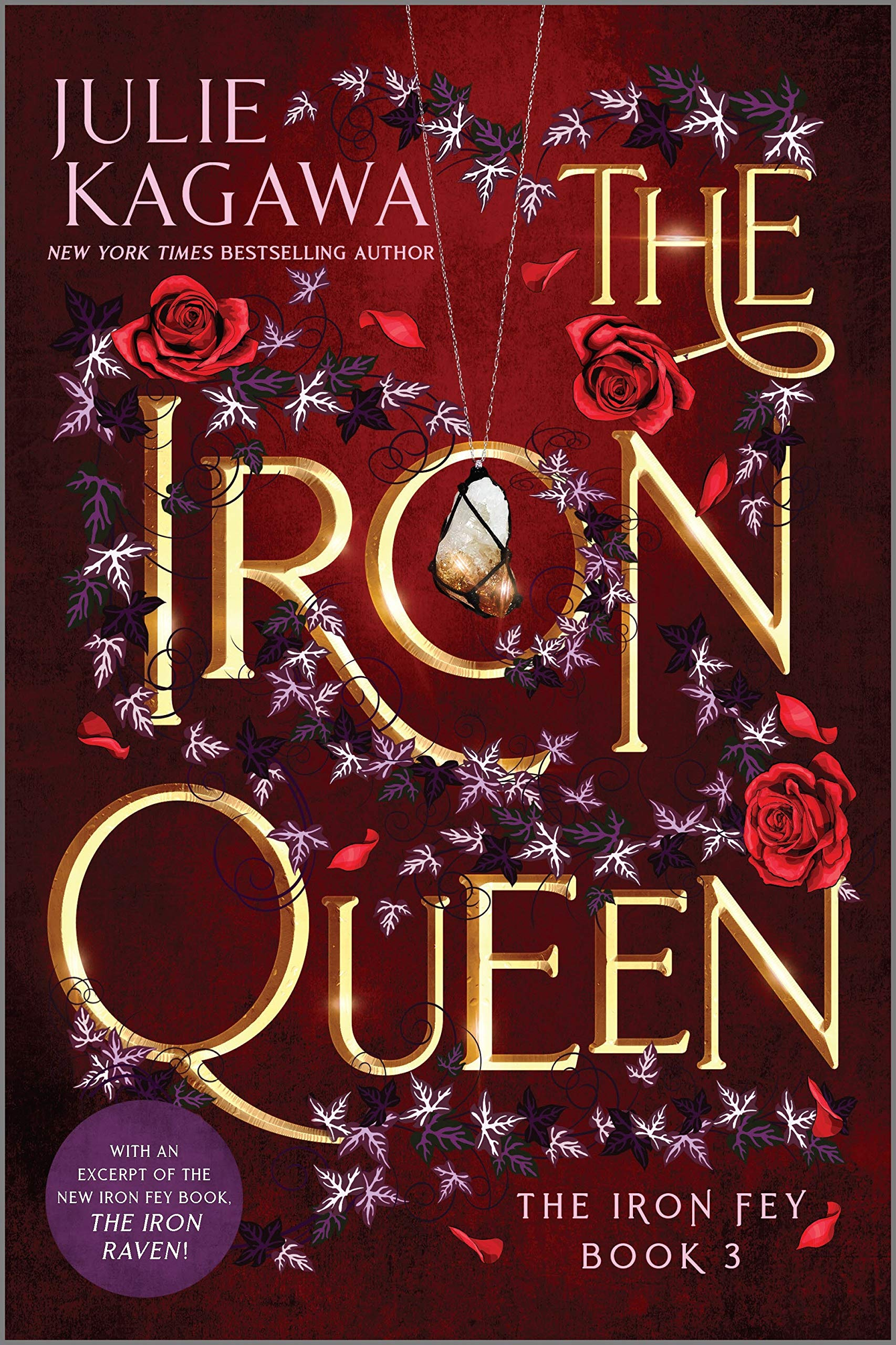Amazon.com: The Iron Queen Special Edition (The Iron Fey) (9781335090508):  Kagawa, Julie: Books