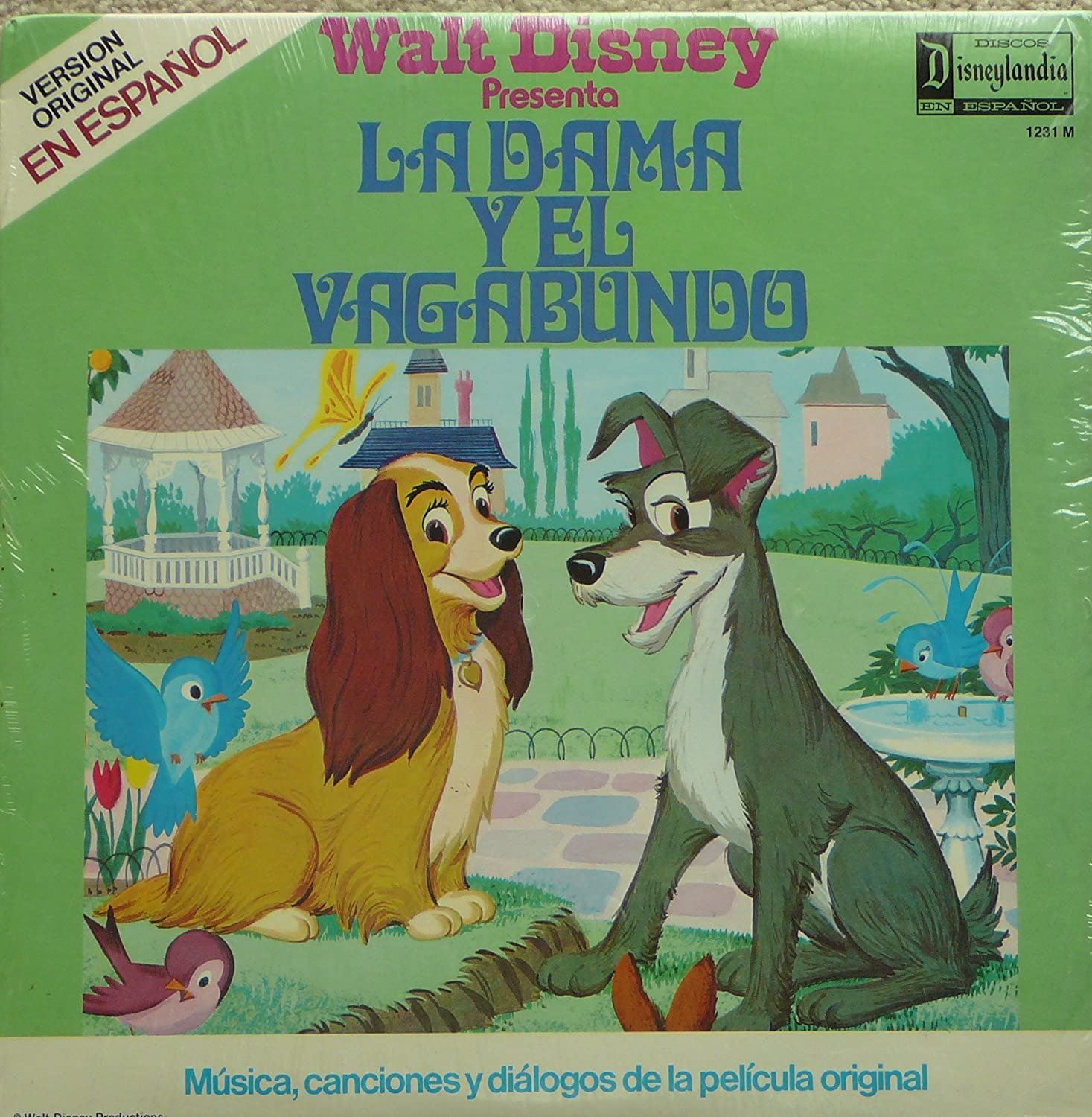 Various Artists Lady And The Tramp Amazon Com Music