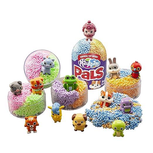 Educational Insights Playfoam Pals Pet Party 6-Pack - Surprise Egg