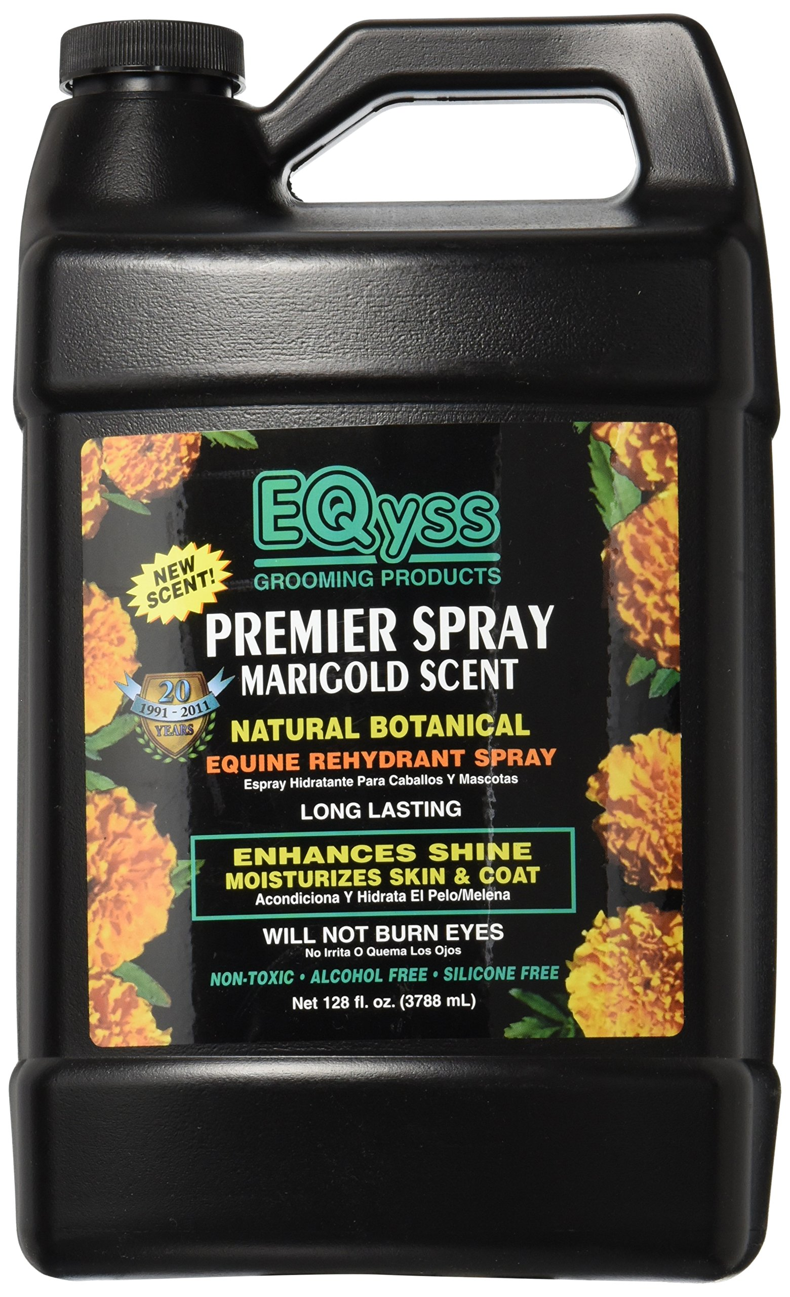 EQyss Premier Spray Marigold Scent 128 oz
