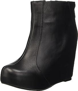 70041 Douille Lutin Bottes De Chaussures De Coin Jeffrey Campbell Femmes Rejette Les Chaussures [41] DDjiYopk5X