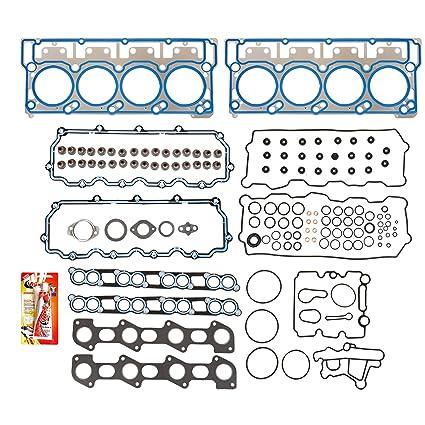 Amazon.com: 03-10 Ford F-250 F-350 F-550 E-350 6.0 Diesel Turbo Cylinder Head Set (w/ 20mm dowel pins): Automotive