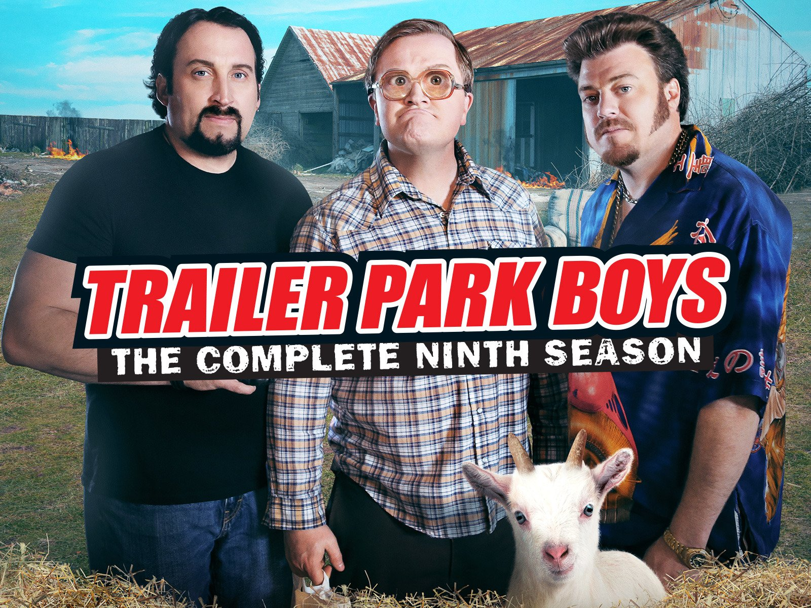 Watch Trailer Park Boys Season 8 Prime Video