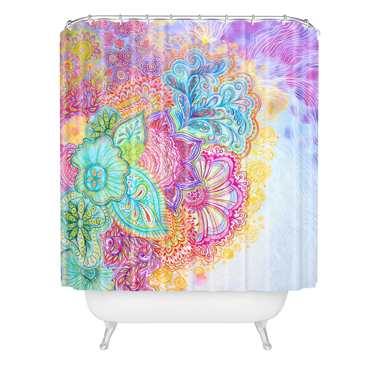 Amazon Deny Designs Stephanie Corfee Flourish Shower Curtain 69 X 72 Home Kitchen