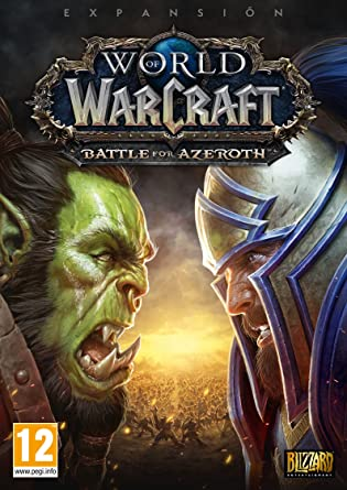 World Of Warcraft: Battle For Azeroth - Edición Estándar ...