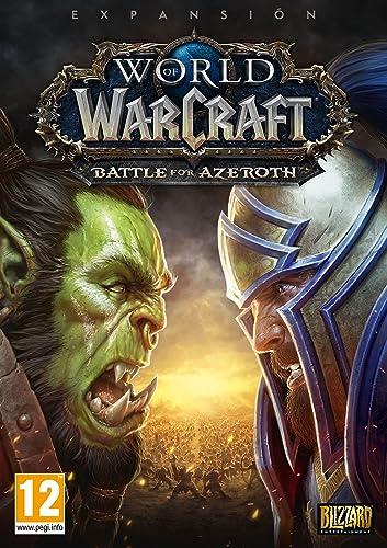 World Of Warcraft: Battle For Azeroth - Edición Estándar (Código ...