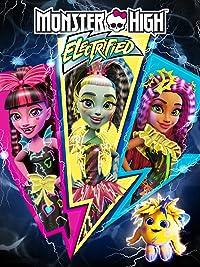 Monster High Electrified Ben Diskin product image