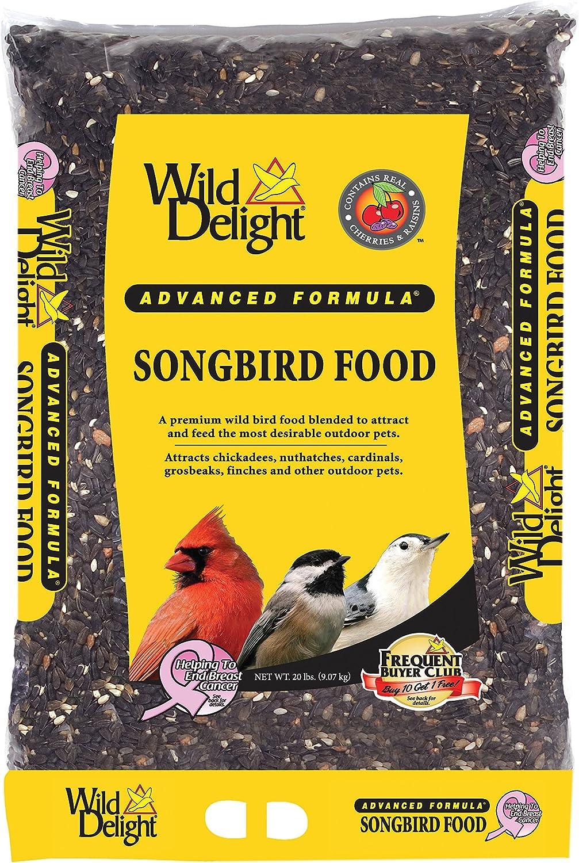 Wild Delight Songbird Food, 20 lb