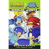 Sonic / Mega Man: Worlds Unite 2 : Broken Bonds