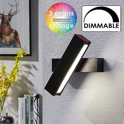 Lampe Mural Mainlicht Applique Éclairage Décoratif Led 7w Dimmable bYf7gy6v