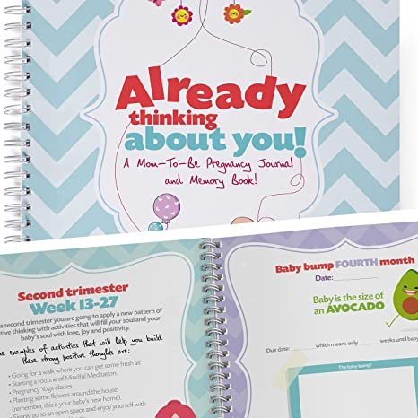 Pregnancy journal and baby memory book for your newborn baby book pregnancy journal and baby memory book for your newborn baby book memories and a great mom to be gift and baby first journal a milestone book for a life solutioingenieria Images