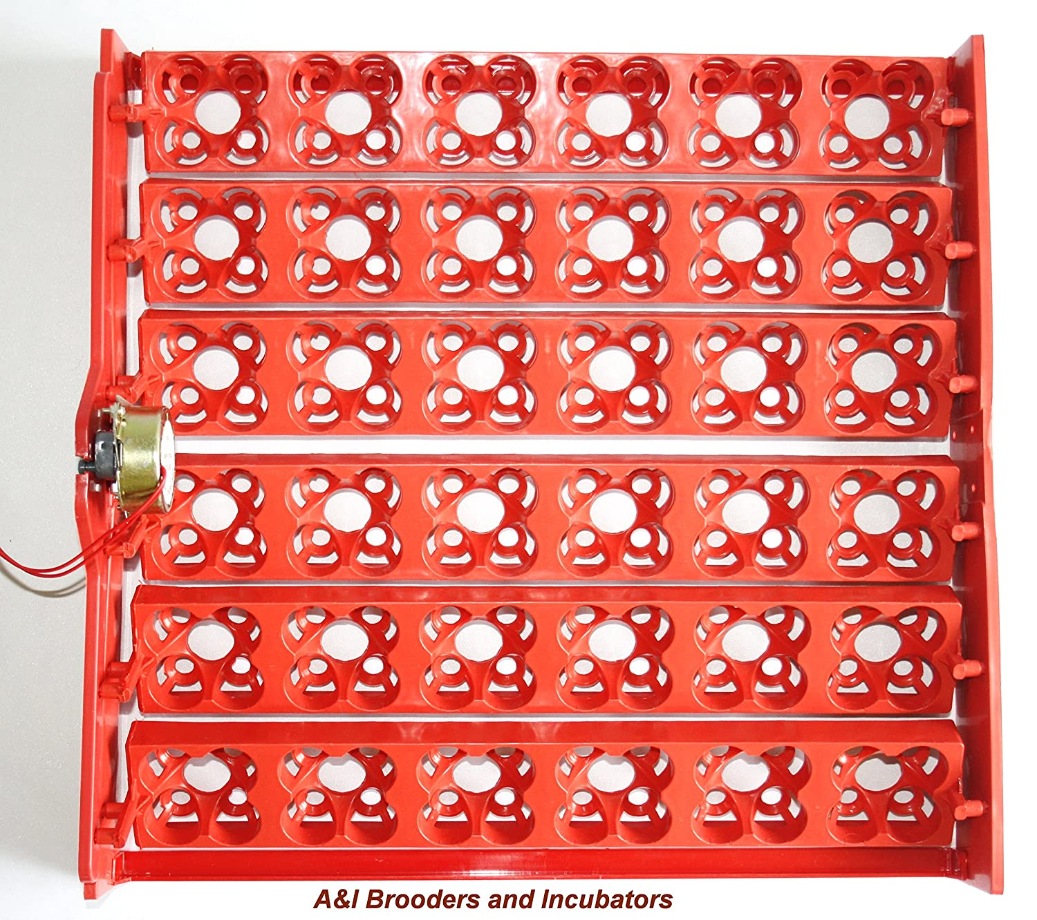 Automatic 144 Eggs Quail Turner Tray For Incubator With Little Giant Wiring Diagram 110 Volt Pcb Motor New Garden Outdoor