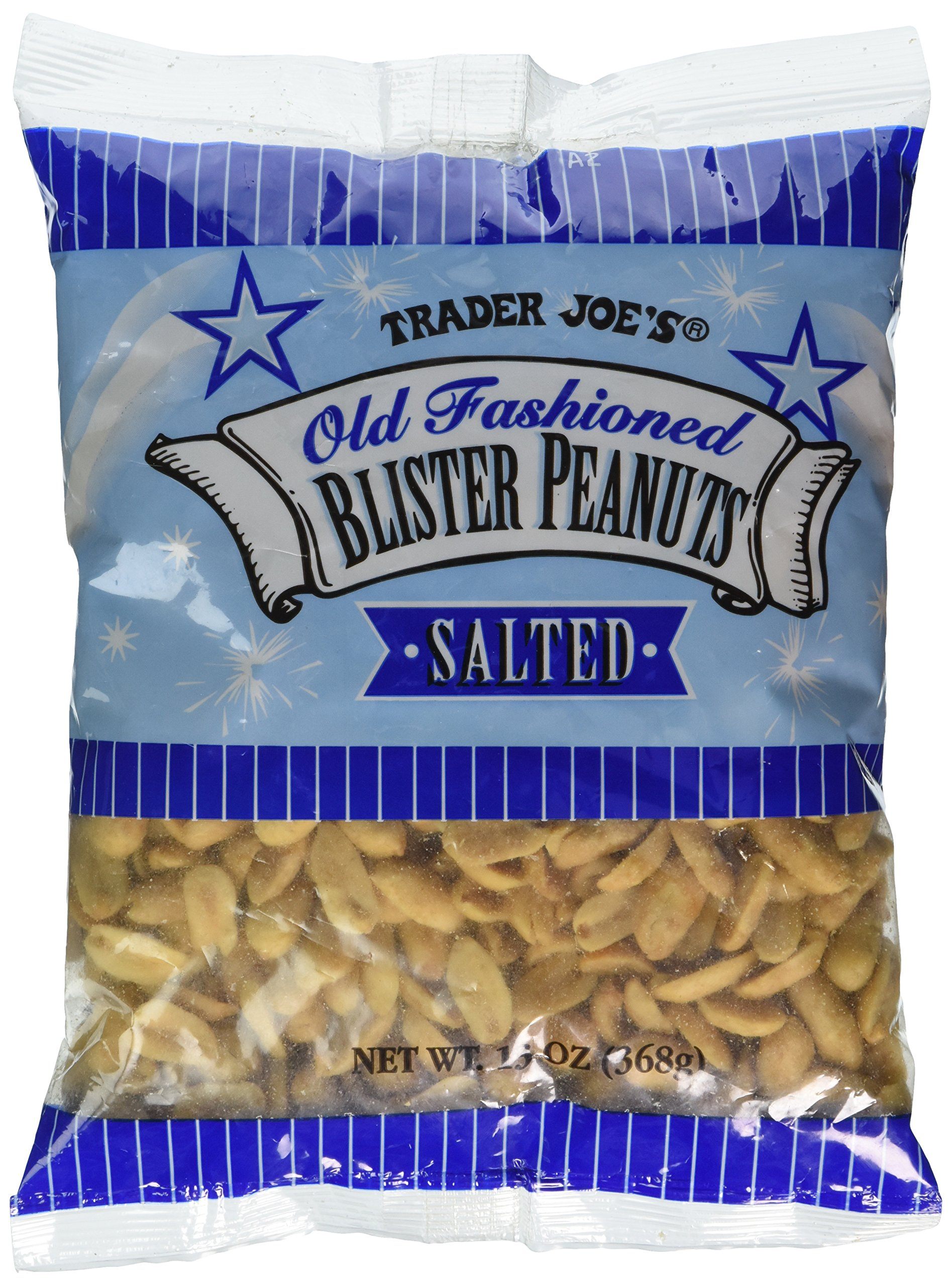 Trader Joe'S Old Fashioned Blister Peanuts - Salted