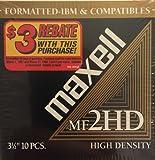 Maxell 1.44MB Floppy Disk