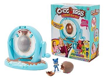Giochi Preziosi Chocoeggs: la fábrica de huevos» de PJ Masks - Juego para hacer