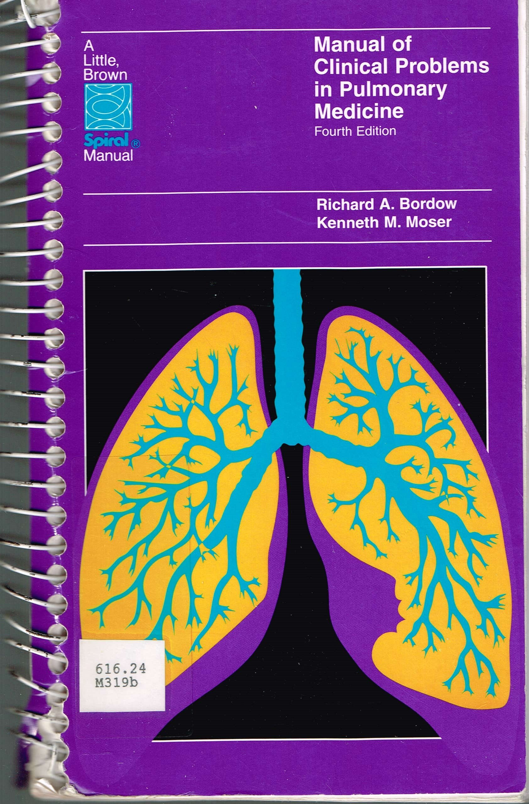 Buy Manual of Clinical Problems in Pulmonary Medicine (Spiral Manual  Series) Book Online at Low Prices in India   Manual of Clinical Problems in  Pulmonary ...