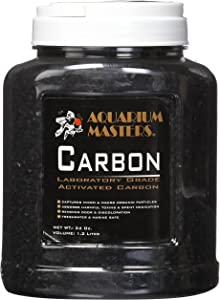 Encompass All 24 Ounce Premium Laboratory Grade Super Activated Carbon with Free Media Bag Inside - AM Brand