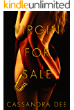 Virgin for Sale (The Billionaires Club Book 2)