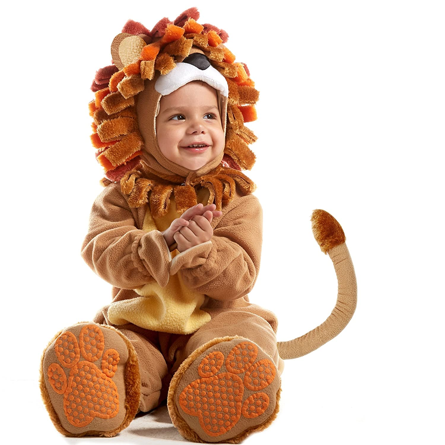 Spooktacular Creations Deluxe Baby Lion Costume Set (6-12 Months)