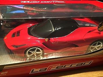 1/12 Scale Ferrari LaFerrari SuperCar Radio Remote Control Sport Racing Car  R/C