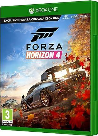 Oferta amazon: Forza Horizon 4 Standard Edition Xbox One