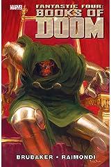 Fantastic Four: Books of Doom Kindle Edition