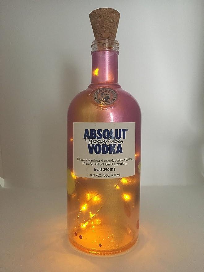 Absolut Vodka regalo - > Absolut Vodka lámpara (muchos ...