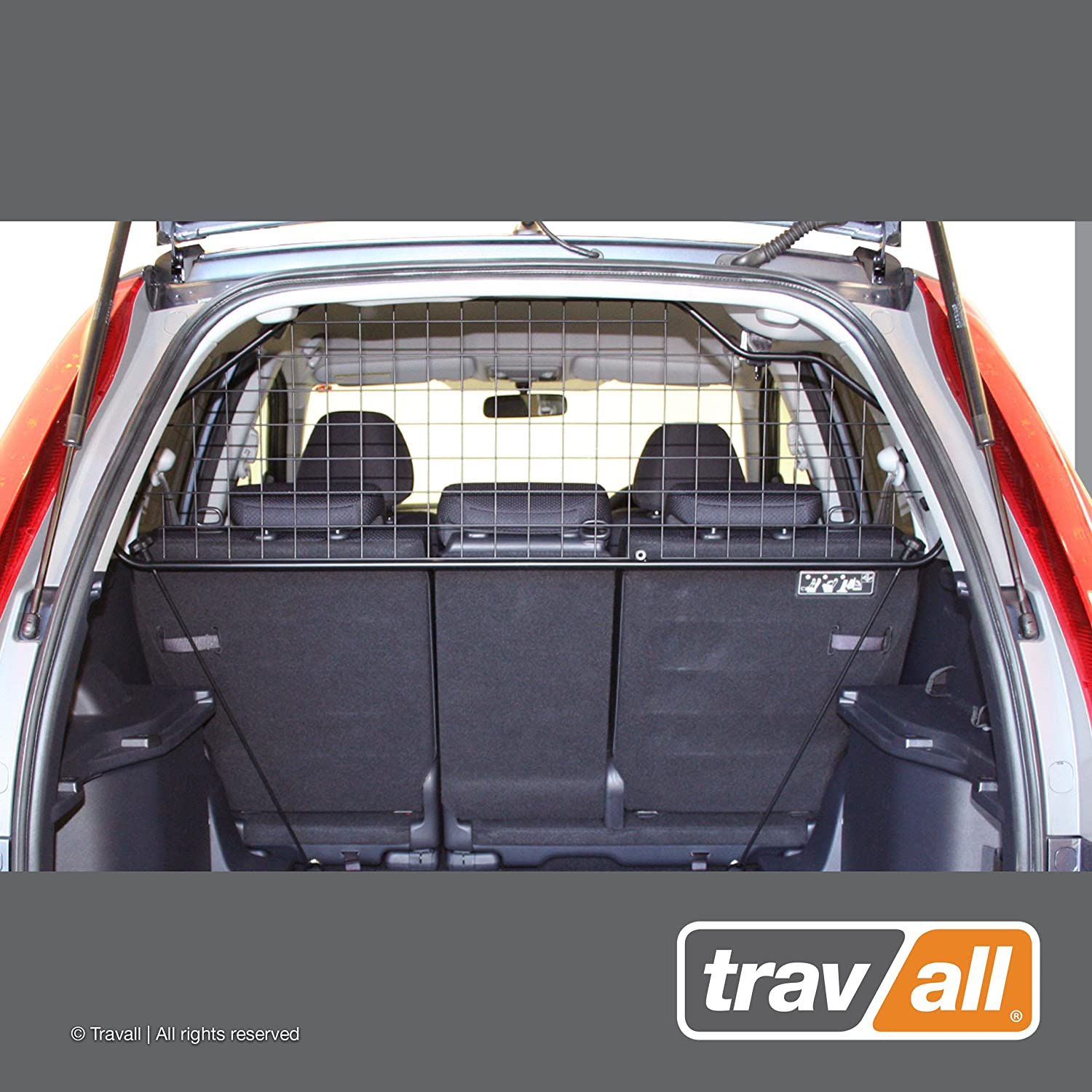 Travall Guard Compatible with Honda CR-V (10-10) TDG10 - Rattle-Free  Steel Vehicle Specific Pet Barrier