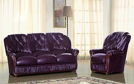 Cozy Sofa anatalia sofá, Piel de Calidad A, Anatalia ...